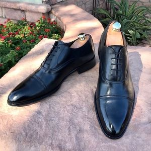 To Boot New York Bergamo Cap Toe